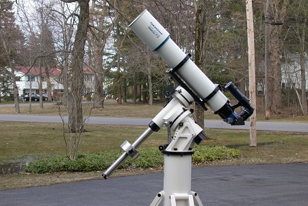 How To Polar Align A Telescope During The Day