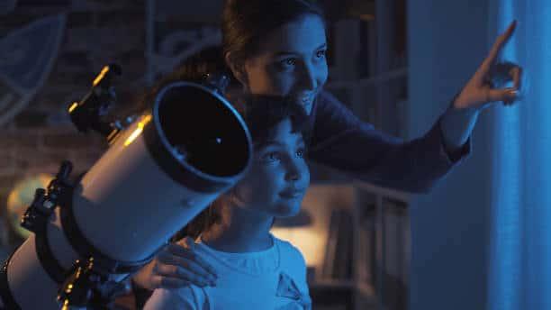 kid telescope