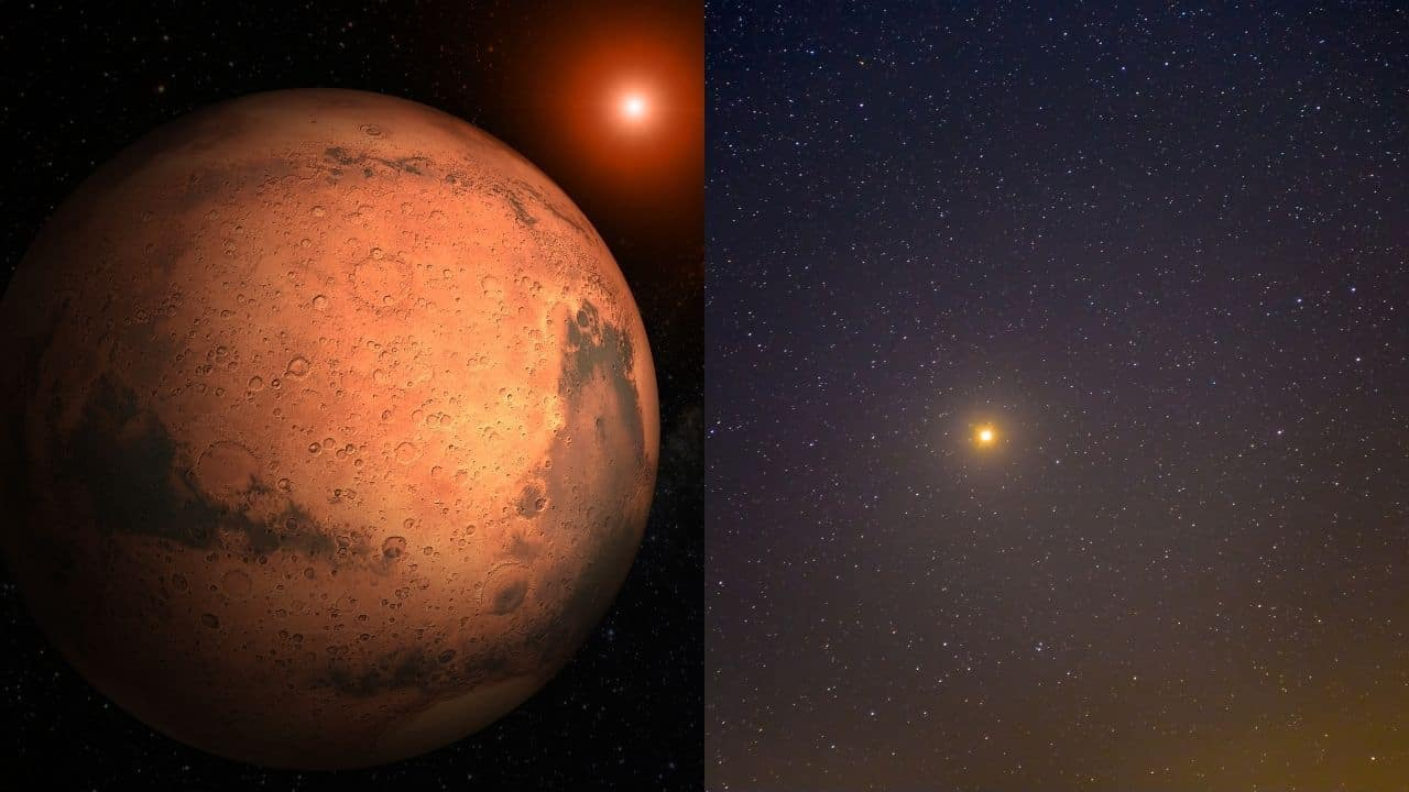 When Can You See Mars From Earth Without A Telescope