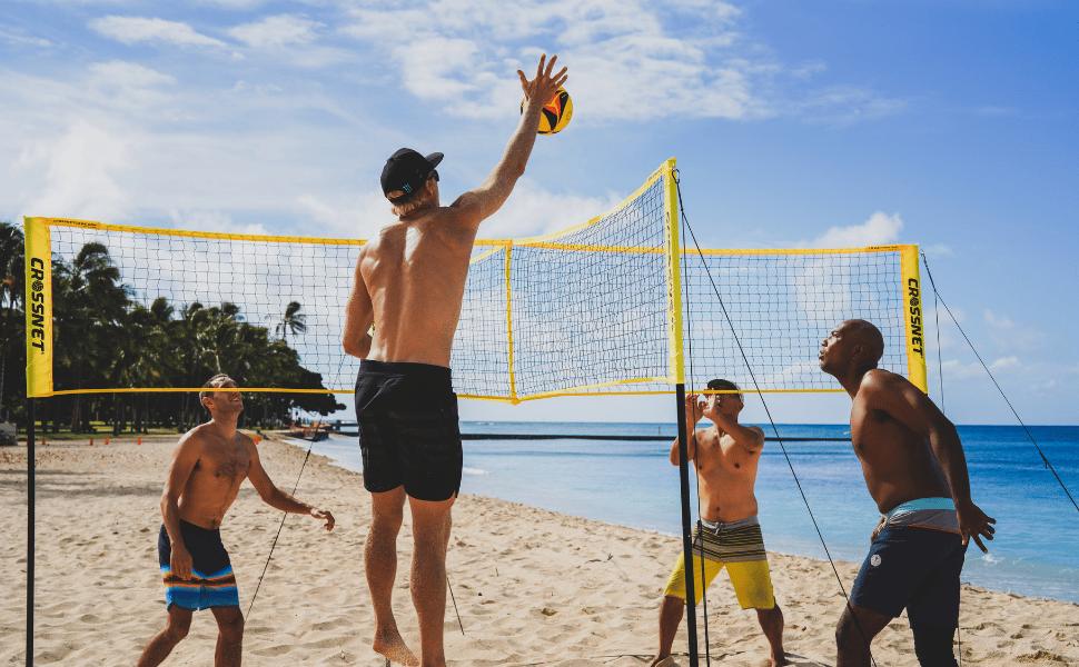 CROSSNET Volleyball