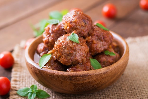 Barbecue Sweet and Sour Meatball Recipe