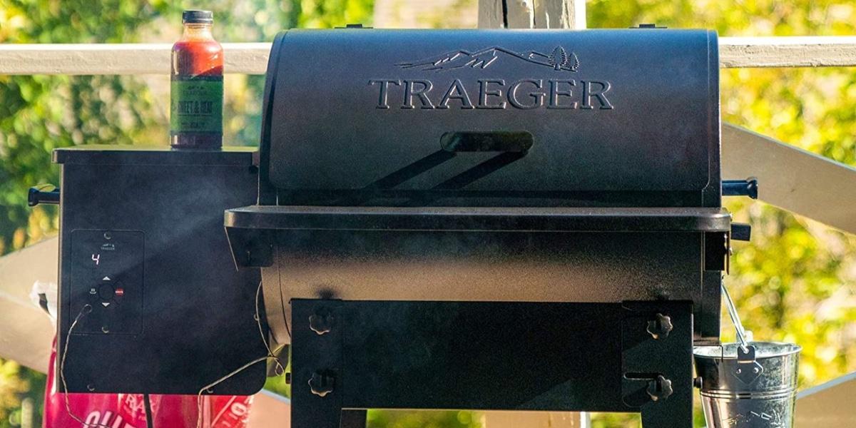 Traeger Grills Tailgater 20