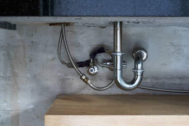 Garden Hose Under A Sink