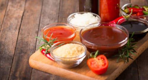 alternative to bbq sauce